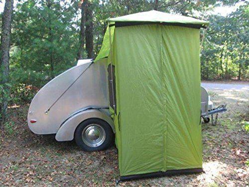Camp Inn Multi Teardrop Trailer Side Tent