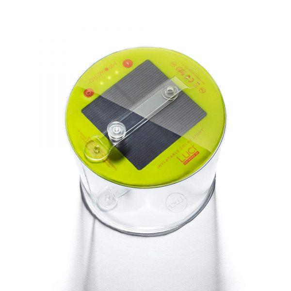 "MPOWERD Luci Outdoor 2.0: Solar Inflatable Light, Newer model, 5 x 4.25"""