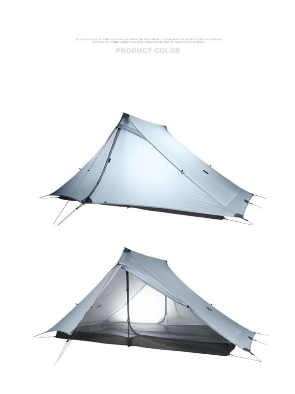 2 Person Outdoor Ultralight Camping Tent