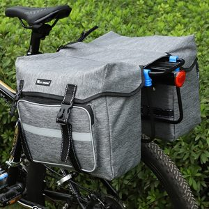 Double Side Bicycle Carrier Bag 28L Large