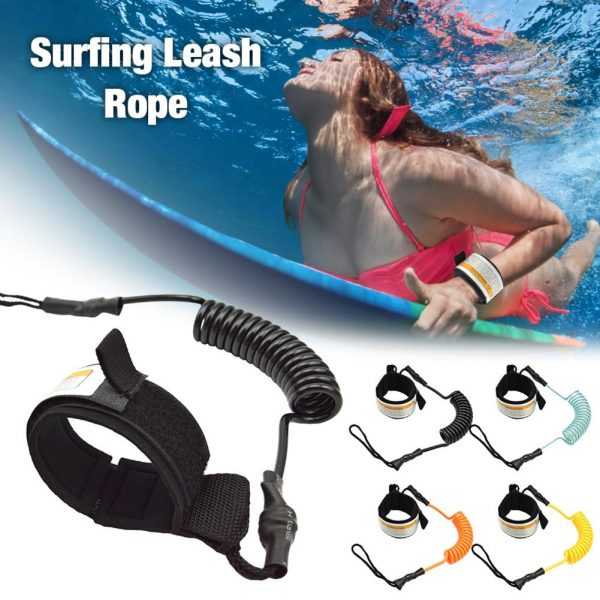 Hand Rope Surfboard Safety Water Sport