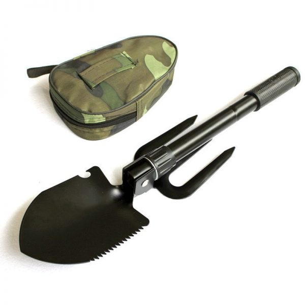 Survival Spade Foldable Multi Tool Folding Survival For Outdoor