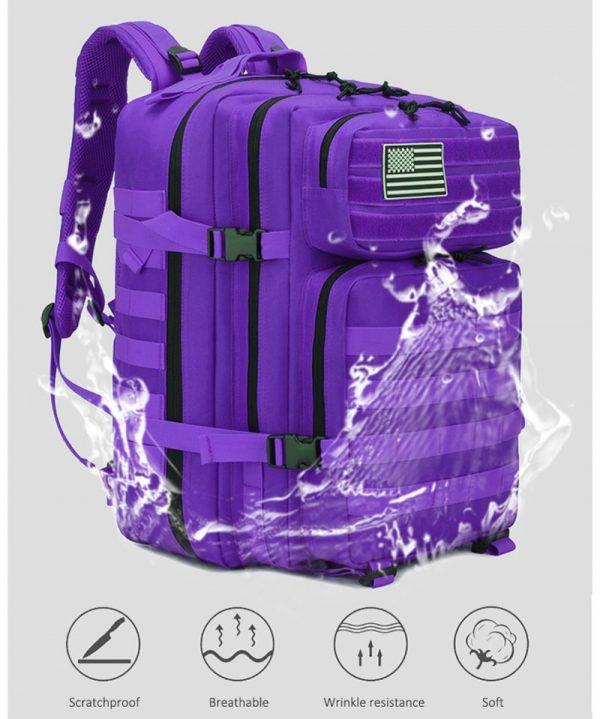 Hiking Trekking Bag Military Tactical Backpack
