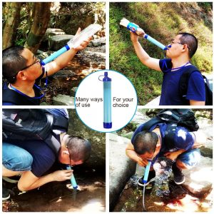 Ultrafiltration Water Purifier Camping