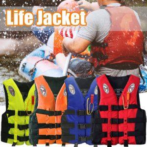 Adult Life Jacket Assistance Vest windsurfing Surfing Swimming
