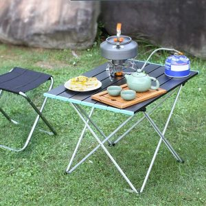 Portable Table Outdoor Furniture Foldable