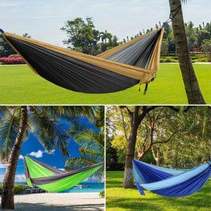 Tree Hammock Ultralight Outdoor Camping