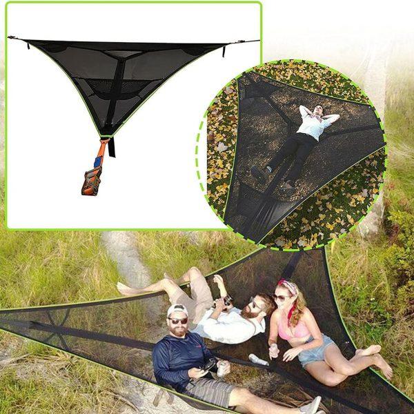 Hammock Portable Triangle Hammock Outdoor Camping