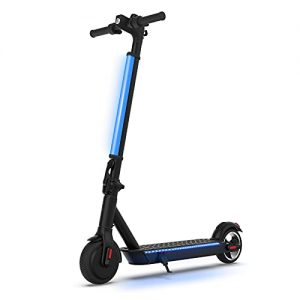 Cool Front Light Electric Scooter for Kids
