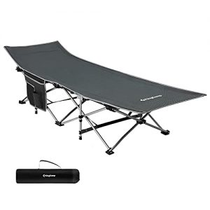 Heavy Duty Camping Cot Oversized Camping Cots