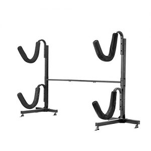 175 Weight Capacity Dual Stand for 2 Kayaks