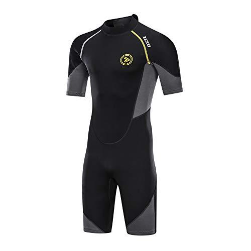 Men's Wetsuits 1.5mm Premium Neoprene Back Zip