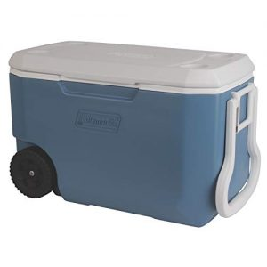 Coleman Rolling Cooler Day Cooler with Wheels