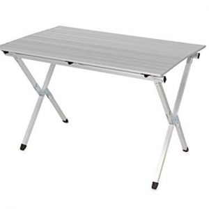 Camping Roll-Up Campsite Table with Carrying Bag