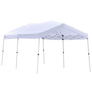 Heavy Duty Pop Up Canopy with Easy Set-Up Design