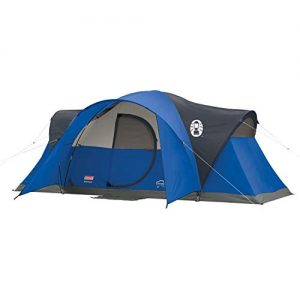 Cabin Tent with Hinged Door 8 Person