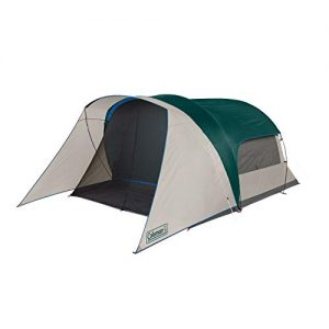 Coleman Cabin Camping Tent with Screen Room