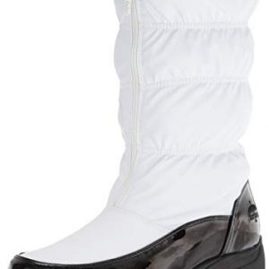 totes Women's Carmela Ruched Snow Boot