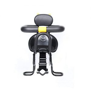 Gdrasuya10 Portable Bicycle Front Mounted Baby Seat