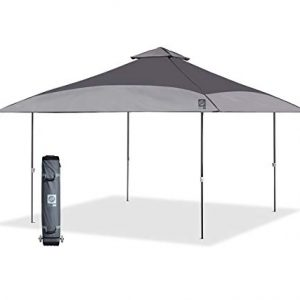 Vented Roof, Gray Dual Tone Spectator Instant Shelter