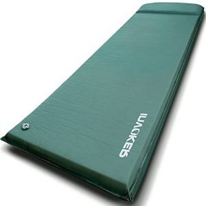 Elasticity Foam Fast Self-Inflating Insulated Durable Camping Mat