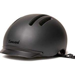 Racer Black Thousand Adult Bike Helmet