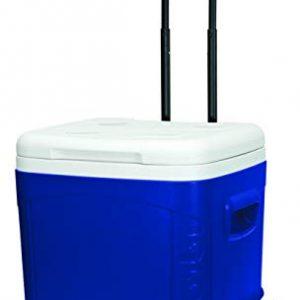 Ice Cube 60 Quart Roller Cooler