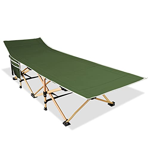 Oversized Portable Foldable Outdoor Backpacking Camp Cot