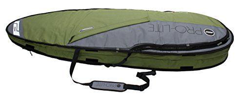 Pro-Lite Smuggler Surfboard Travel Bag-Fish
