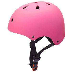 Bike Helmet Skate Multi-Sport Helmet Adjustable Lightweight