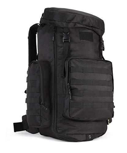 Large Hiking Waterproof Backpack Traveling Military