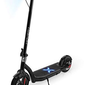 Electric Kick Scooter Foldable and Portable with 10 inch Air-Filled Tires- Long Range