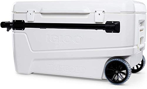 Pro Portable Large Ice Chest Wheeled Cooler