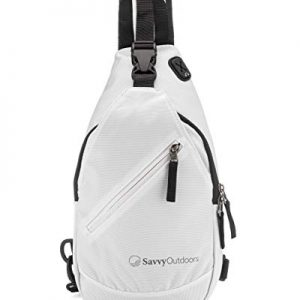 Savvy Outdoors Sling Backpack for Women