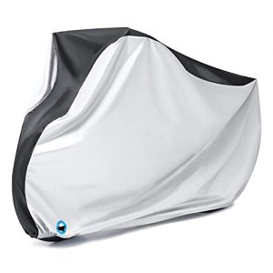 Bicycle Cover with Lock Hole for Mountain Road Bikes
