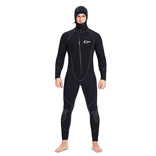 Wetsuits Men's Ultra Stretch 7Mm Neoprene Wetsuit