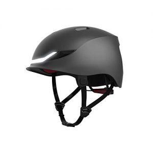 Lumos Matrix Smart Helmet (Charcoal Black)