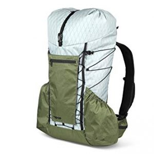 Waterproof 40L Ultralight Backpack for Camping, Hiking