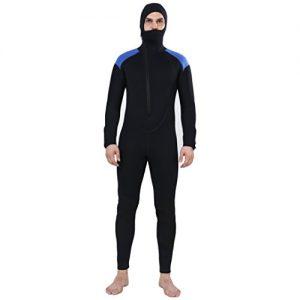 REALON Wetsuit 5mm Full Diving Suit Mens