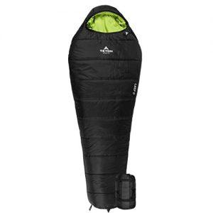 Lightweight Adult Mummy Sleeping Bag Backpacking
