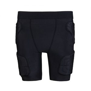 Kids Padded Shorts Protective Underwear