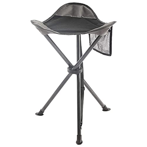 Outdoor Camping Chair Folding Tripod Stool