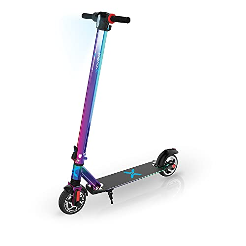 Hover-1 Aviator Electric Folding Scooter Iridescent