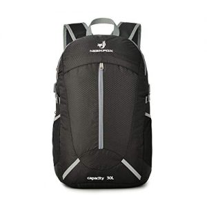 NEEKFOX Lightweight Packable Hiking Backpack