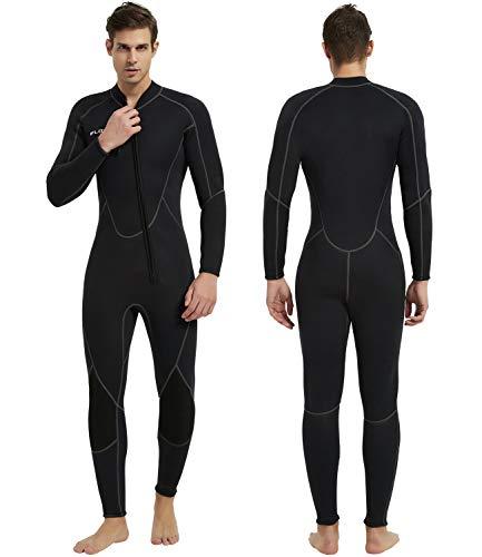 IFLOVE 3mm Wetsuit for Men Full Body Diving