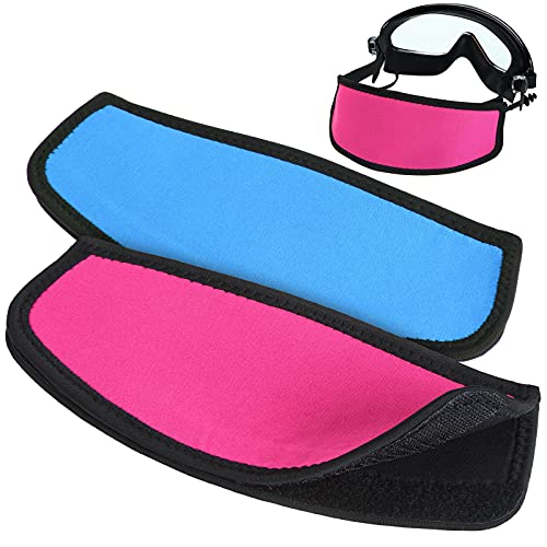 2 Pieces Neoprene Mask Strap Cover