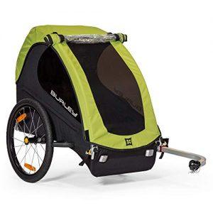 Lightweight Kids Bike-Only Trailer 1 Seat
