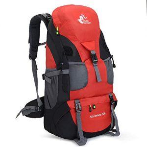 Lightweight Hiking Backpack 50L Waterproof
