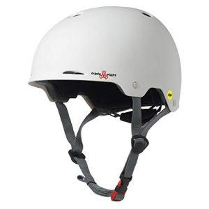 Skateboard and Bike Helmet Triple Eight Gotham Dual Certified