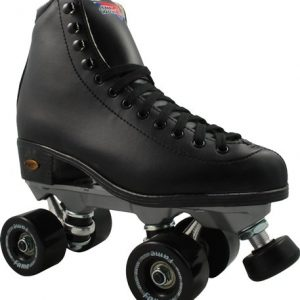 Sure-Grip Black Fame Roller Skate